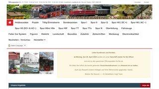 Modellbahn-Voigt in Magdeburg