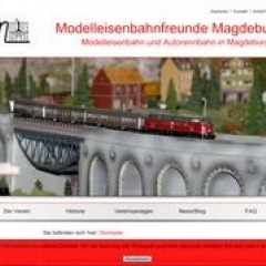 Modelleisenbahnfreunde Magdeburg e. V.