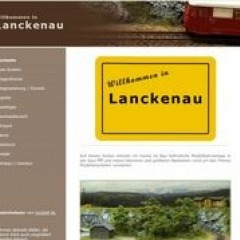 Lanckenau, eine Modelleisenbahn in der Spur TT
