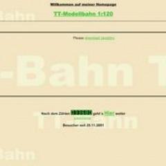 TT-Modellbahn 1:120