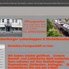Blankenburger Lokschuppen und Modellbaushop