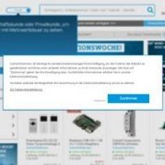Conrad Electronic – Online-Shop