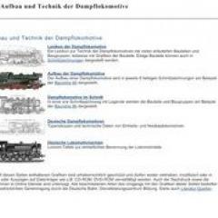 Dampflok – Aufbau und Technik (v. Andreas Schäfer)