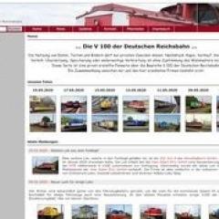 V100 der Deutschen Reichsbahn