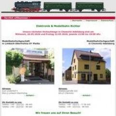 Elektronik & Modellbahn Thomas Richter