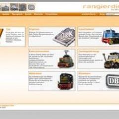Rangierdiesel Lok-Datenbank