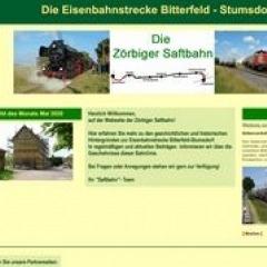 Zörbiger Saftbahn – saftbahn.de