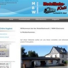 Modellbahnwelt / MBW-Electronic in Muldenhammer