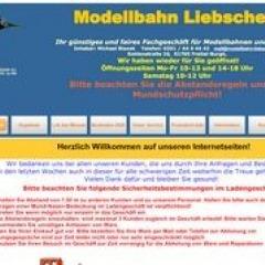 Modellbahn Liebscher in Freital-Burk