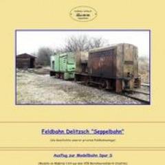 Seppelbahn – Feldbahn und TT-Bahn von Matthias Brauer