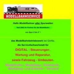 Modellbahnservice (bei Görlitz)