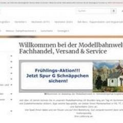 Modellbahnwelt-Fachhandel Tannenbergsthal