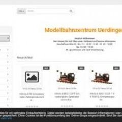 Modellbahnzentrum Uerdingen