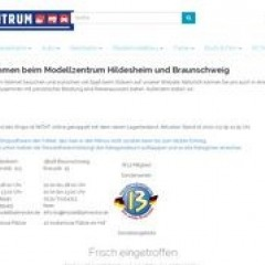 Modellzentrum Hildesheim (Online-Shop)
