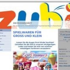 Zubi Spielwaren AG, Rorschach (CH)