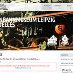 Eisenbahnmuseum Leipzig