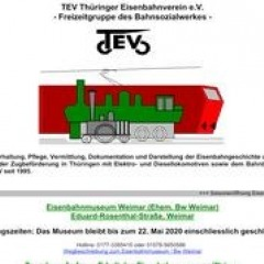 TEV Thüringer Eisenbahnverein e.V.