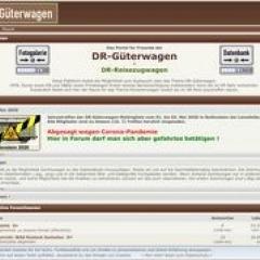 DR-Güterwagen