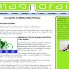 Magnorail home