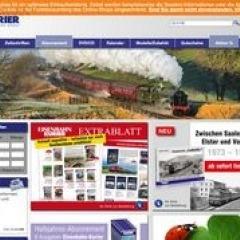 Eisenbahn-Kurier