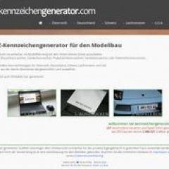 Ortstafel-Generator (Schilder selbst generieren)