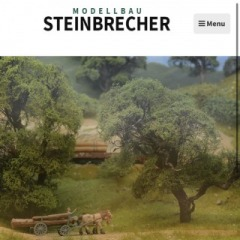 Modellbau-STEINBRECHER