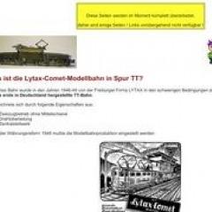 Historisch – LYTAX Bahn