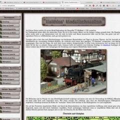 Rokal – Matthias' Modellbahnseiten (Matthias Post)