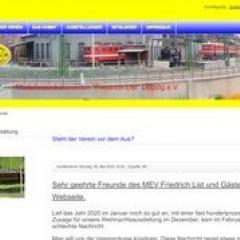 """MEV """"Friedrich List"""" e.V."""