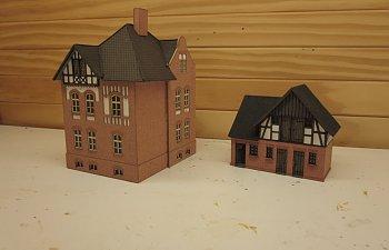 Wohnen Am Bahnhof anlagenbau 011 wohnen am bahnhof tt board forum der modellbahn